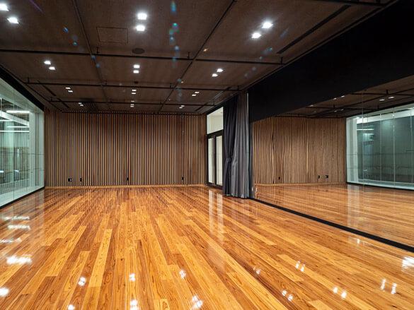 音楽演劇活動室